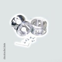 ISOTTA náboj pro montáž sportovních volantů provedení ALU BOXER Kia Pride -- rok výroby 94- ** pro vozy bez airbagu