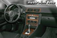 decor interiéru Kia Clarus Kombi SLX -všechny modely rok výroby od 08.98 -14 dílů přístrojova deska/ středová konsola/ dveře