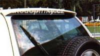 LESTER zadní spoiler s brzdovým světlem 35 LED Kia Sportage